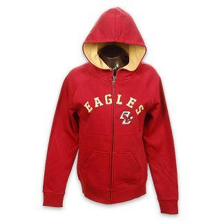 FinishLine   Womens Boston College Eagles NCAA Full Zip Fleece