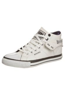 British Knights ROCCO   Sneakers hoog   white/navy   Zalando.nl