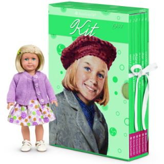 American Girl Kit Boxed Set with Game and Mini Doll   BJs Wholesale