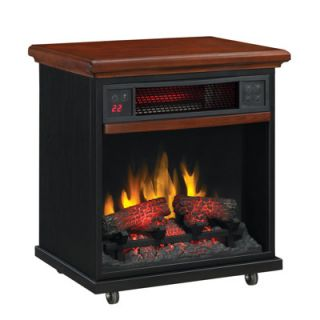 Duraflame Portable Fireplace Infrared Heater with Remote   BJs