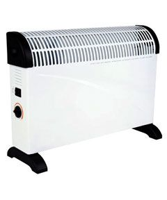Convector Heater with Thermostatic Control   2kW from Homebase.co.uk