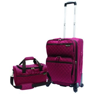 Traveler 2 Piece Carry On Luggage Set   Maroon (US3200R)  BJs