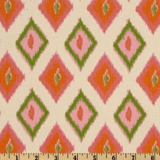 Premier Prints Carnival Gumdrop/Natural   Discount Designer Fabric