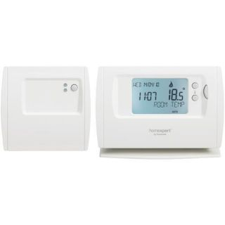 Wireless Programmable Thermostat   Boiler Controls   Heating  Tools
