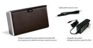 Bose  Altavoz inalámbrico para celulares Soundlink™  Altavoces