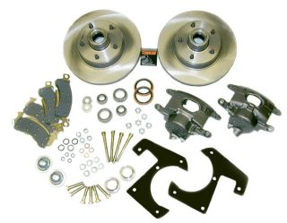SSBC Disc Brake Conversion Kits, SSBC Drum to Disc Brake Conversion