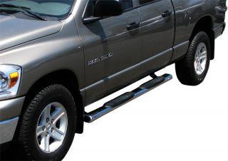 2009 2012 Dodge Ram Oval Nerf Bars   Steelcraft 422609   Steelcraft 5