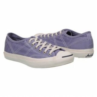 Athletics Converse Womens Jack Purcell Helen Purple/Off White Shoes