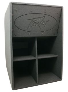 Peavey SP FHBX Folded Horn PA Subwoofer, 1x18 at zZounds