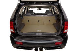 Canvasback SUV Cargo Liner, Canvas Jacket Liner
