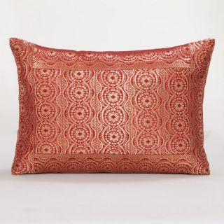 Warm Miramar Lumbar Pillow  World Market