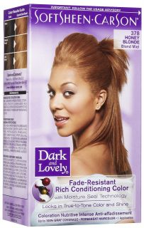 Dark & Lovely Permanent Hair Color