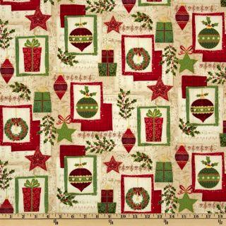 Christmas 2012 Classic   Discount Designer Fabric   Fabric