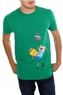 Adventure Time Grass T Shirt   197998