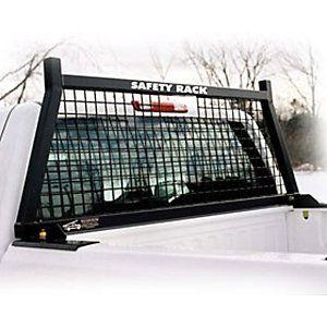 1998 2008 Nissan Frontier Truck Bed Rack   Backrack, OE replacement