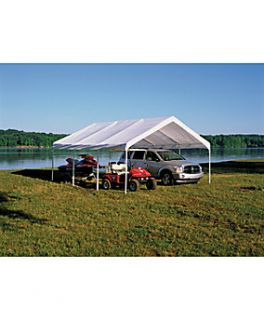 ShelterLogic® Super Max 2 in 1 Canopy and Enclosure Kit, 18 ft. W x