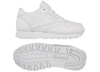 Reebok Girls Classic Leather   Infant/Toddler Shoes  Official Reebok