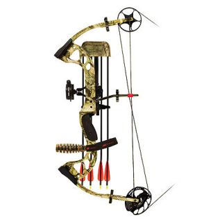 PSE Stinger High Performance Bow Package, LH, 25 30 Draw Length, 70