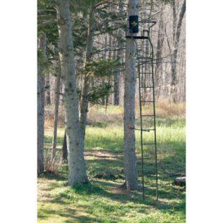 Loggy Bayou 15 Brush Ladder Stand New Mossy Oak Break Up