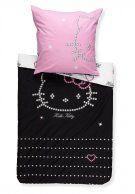 Hello Kitty DIAMOND   Bettwäsche   black CHF 42.00 Kostenloser