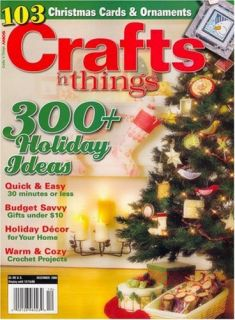 Discount Magazines » Arts & Crafts » Crafts n Things Magazine