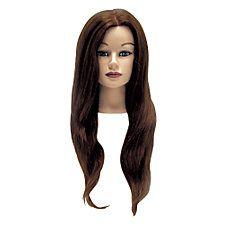product thumbnail of Elite Manikin with Non Layered Human Hair