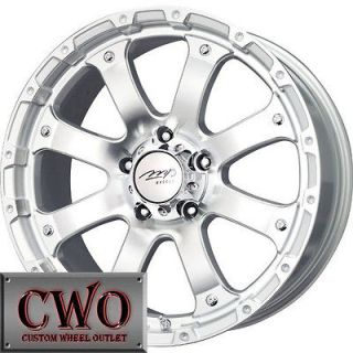 MB Torque Wheels Rims 8x165.1 8 Lug Chevy GMC Dodge 2500 2500HD