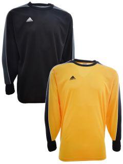 Adidas Mens Rede Football Goalkeeper Jersey Shirt   Soccer Keeper Top