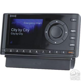 XM Onyx Satellite Radio   Leisure Time Marketing XDNX1V1   Stereo
