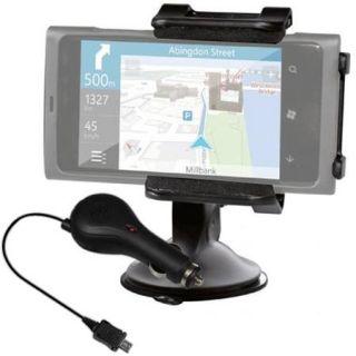 SBS Kit de coche para smartphone · Soporte + cargador de coche mini