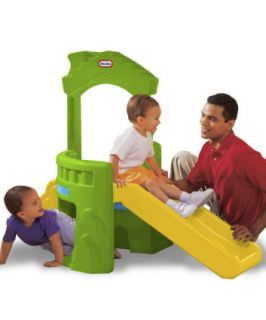 Little Tikes Climb and Slide House   slides   Mothercare