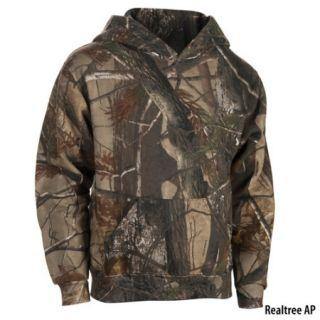 Russell Outdoors Youth Woodstalker Fleece Pullover Hoodie   Gander