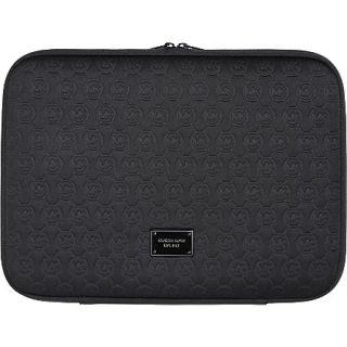 Monogram neoprene laptop case   MICHAEL KORS   Laptop cases