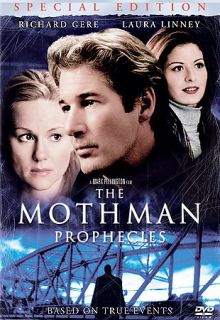 The Mothman Prophecies DVD, 2003, 2 Disc Set, Special Edition