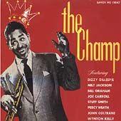 The Champ by Dizzy Gillespie CD, Jan 2010, Savoy Jazz USA