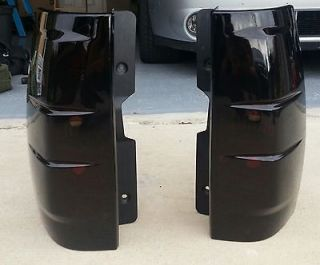 OEM 07 13 Chevy Tahoe Professionally Smoked Tail Lights w/ Wiring
