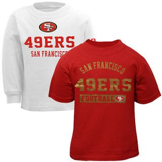 San Francisco 49ers Youth T Shirts Youth San Francisco 49ers 3 in 1