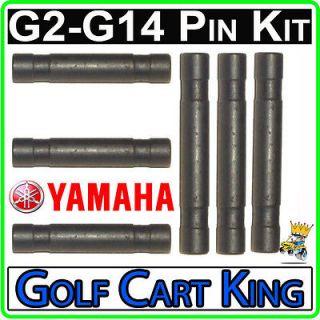 Yamaha Wieght Pin Kit Short and Long (G2,G8,G9,G14) Golf Cart Drive