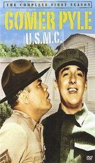 Gomer Pyle U.S.M.C.   The Complete First Season (DVD, 2006, 5 Disc Set