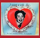 "Simmons WIFE LIKE ALICE KRAMDEN 12"" honeymooners wfmu jackie gleason"