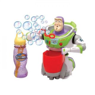 Buzz Lightyear Motorised Bubble Blower  Outdoor  Great Gifts at
