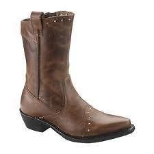 Harley Davidson Womens Boots D85124 Jessie size 6 M NEW
