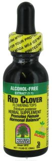 Buy Natures Answer   Red Clover Flowering Tops Alcohol Free   1 oz