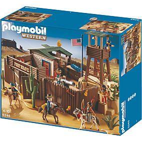 PLAYMOBIL® 5245 Großes Western Fort im Karstadt – Online Shop