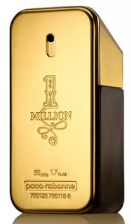 Paco Rabanne 1 Million Eau De Toilette Spray 50ml   Free Delivery