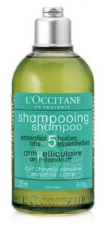 Occitane Anti Dandruff Shampoo for Sensitive Scalp 250ml   Free