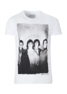 Home Sale Mens Sale Denim 73 Stone Roses T Shirt