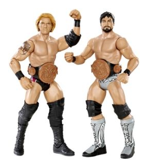 Sorry, out of stock Add WWE 2 Pack Figure   Heath Slater vs Justin