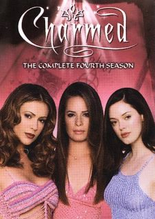 Charmed   The Complete Fourth Season DVD, 2006, 6 Disc Set