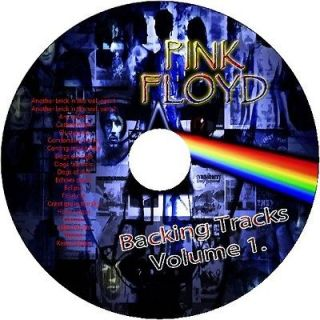 PINK FLOYD THE BEST OF GUITAR PRO BACKING TRACKS GREATEST HITS JAM
